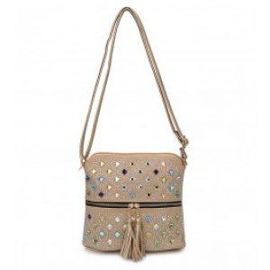 Izzy handbag Gold