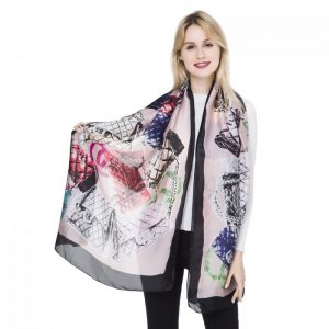 Handbag CC scarf