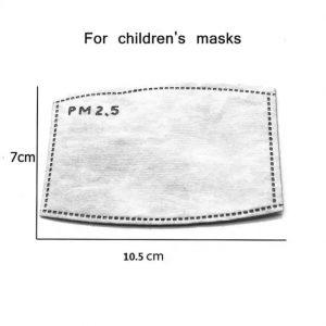 Kids filter 2pk