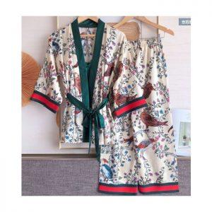 Pyjamas 3piece size 8-10