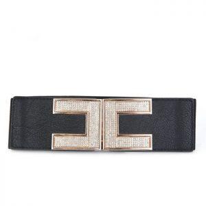 H belt black